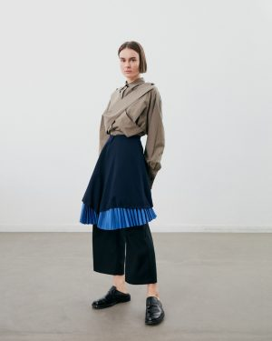 Skirt Plissé Criloi