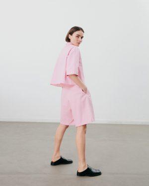 Pink bermuda Criloi