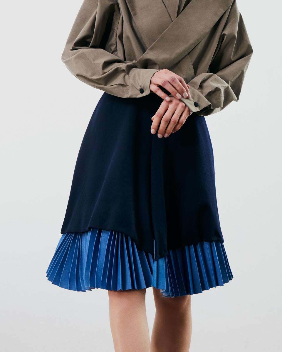 Plissè Skirt Criloi